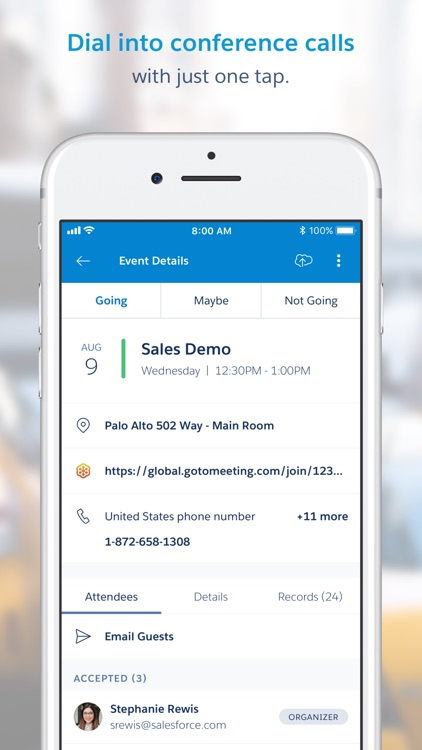 Salesforce Inbox screenshot-3