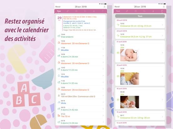 Screenshot #5 pour Baby Tracker Pro - Bébé Suivi
