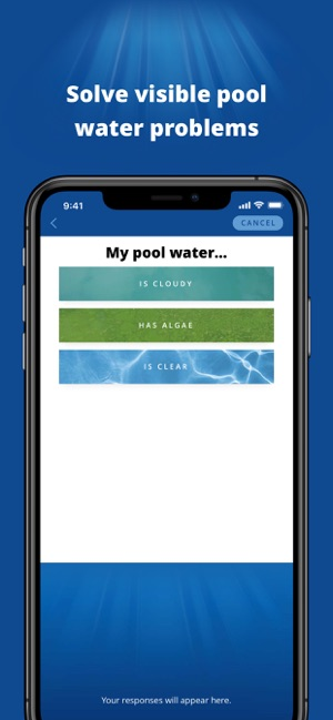 more photos 5dd59 3785c Clorox Pool on the App Store