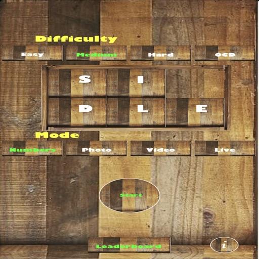 Slide Tiles Game