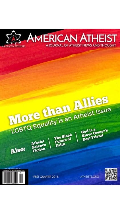 American Atheist Magazine screenshot-3