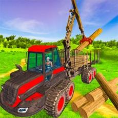 Activities of Lumberjack Truck Driver 3D