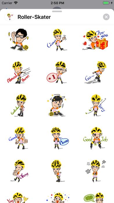 Roller-Skater screenshot 2
