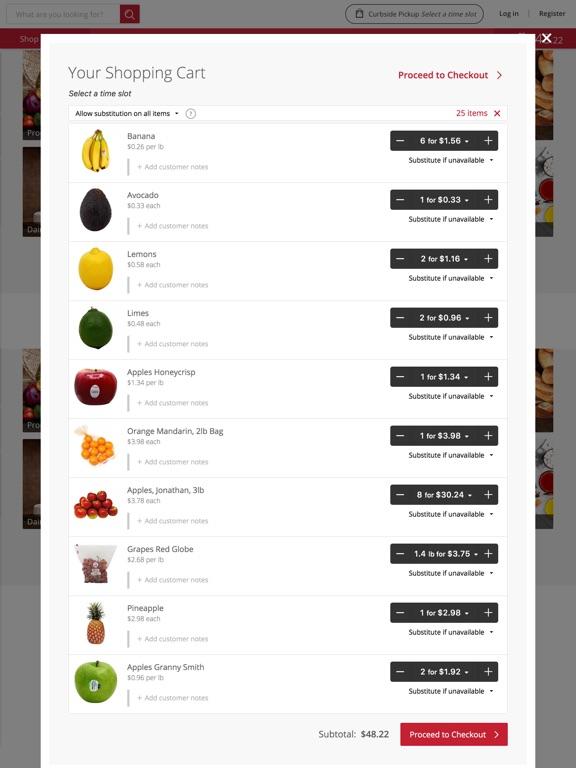 Hometown Markets screenshot 6