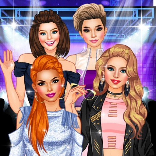 Fashion Dress Up - Girl Games