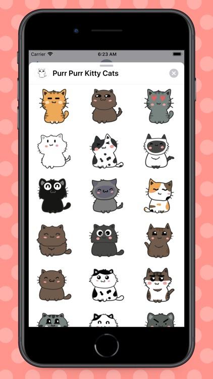 Purr Purr Kitty Cats