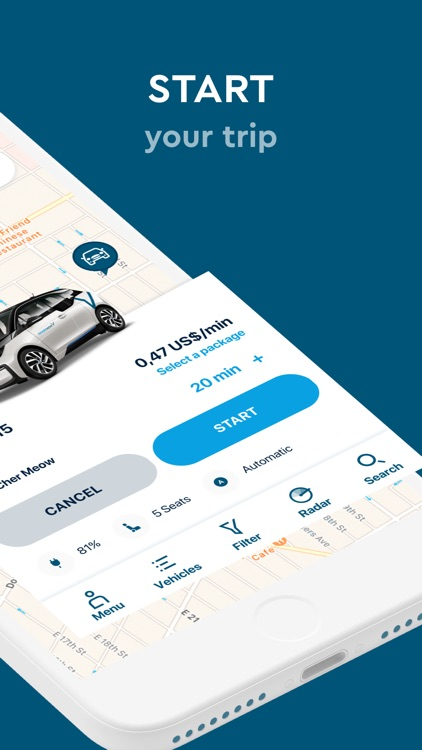 SHARE NOW (car2go & DriveNow)