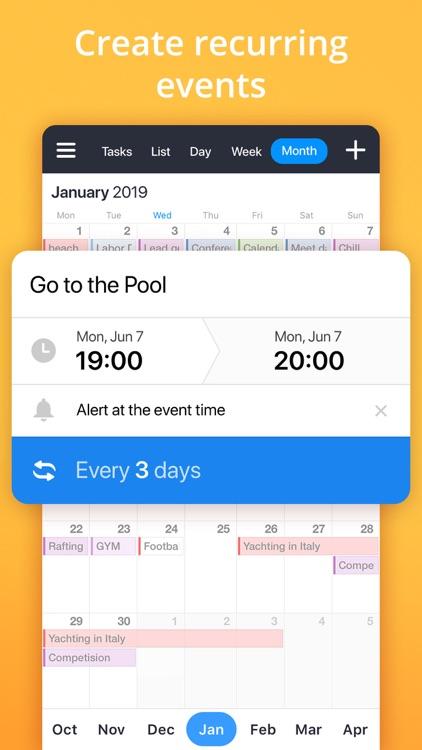 Calendars 5 by Readdle screenshot-4