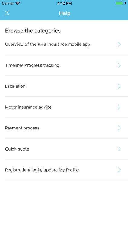 RHB Insurance screenshot-4