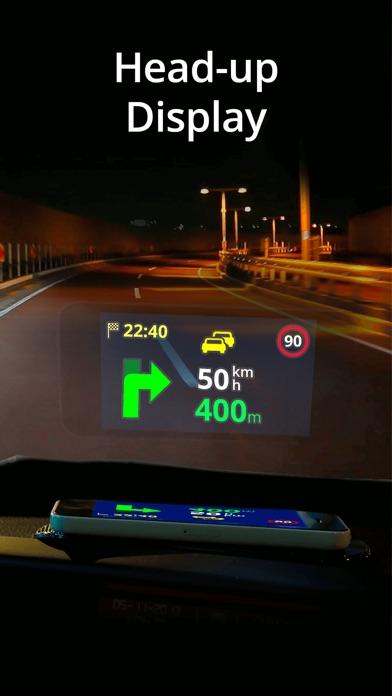Sygic GPS Navigation & Maps Screenshot