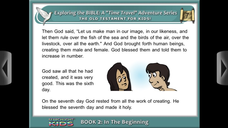 Searchlight® Kids: Bible 2 CE screenshot-4