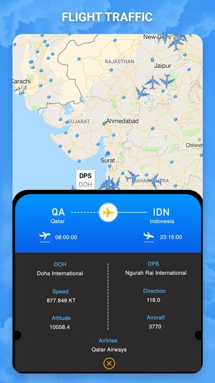 Flight Status - Air Traffic