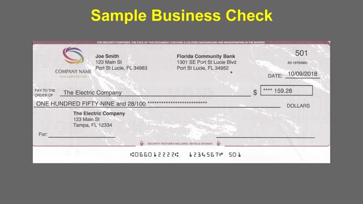 Print Checks Pro screenshot-7