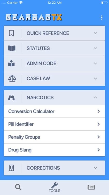GearBag - Texas Edition screenshot-3