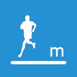 Run.M - タップで距離計算