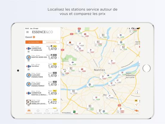 Screenshot #4 pour Essence&CO