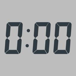 Calm NightClock - Just a Clock