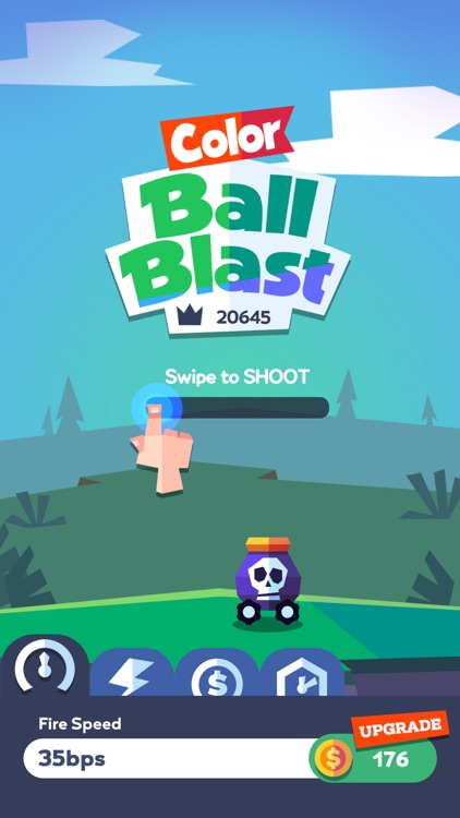 Color Ball Blast-Cannon Bomber screenshot-4