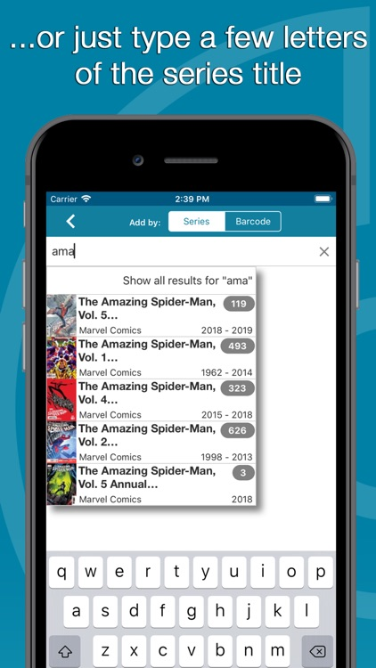 CLZ Comics - Comic Database screenshot-3