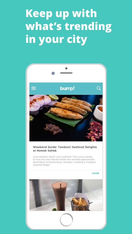 Burrp - Restaurant Finder screenshot-3