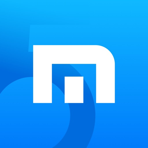 Maxthon Cloud Web Browser