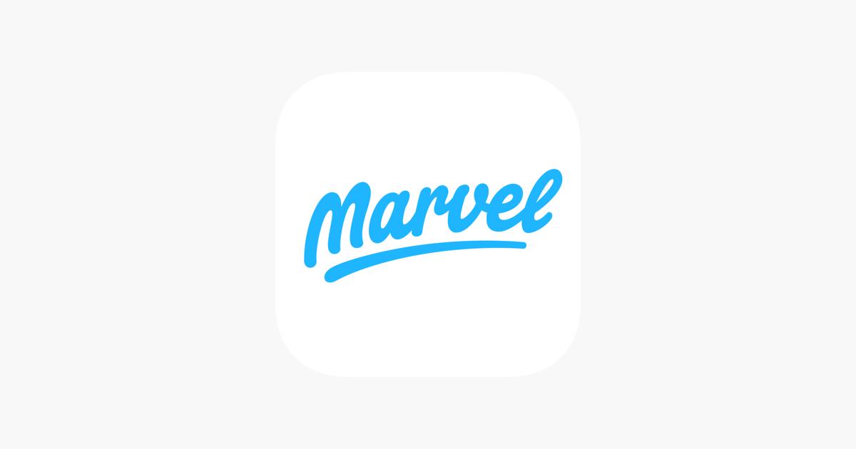 Marvel in de App Store