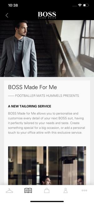 9c283d73d  HUGO BOSS on the App Store