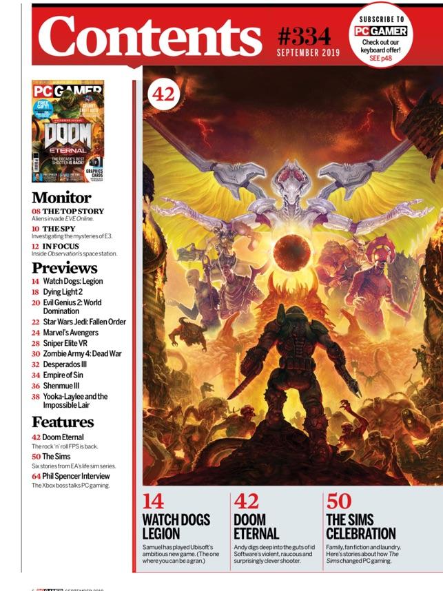 PC Gamer (UK): the world's No 1 PC gaming magazine on the