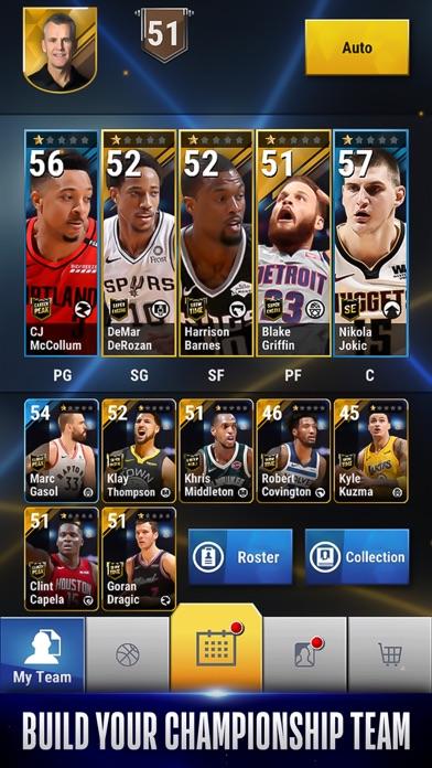 NBA NOW Mobile Basketball Game screenshot 4