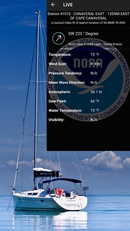Marine Forecaster screenshot-7