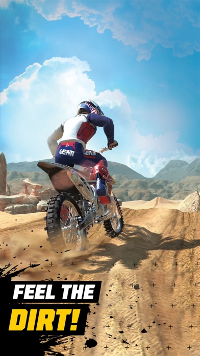 Dirt Bike Unchained screenshot 1