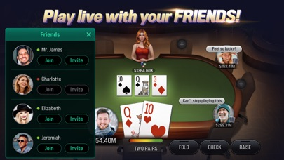 Texas Holdem : House of Poker screenshot 3