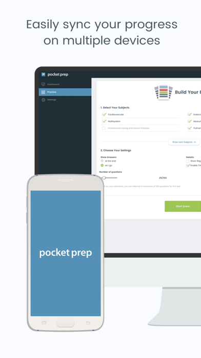 EMT Pocket Prep Screenshot