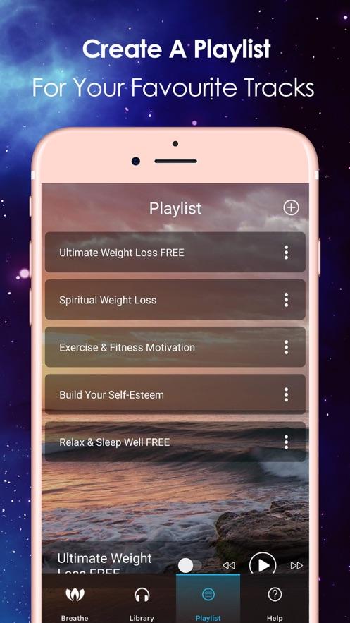 Ultimate Weight Loss Hypnosis】应用信息- iOS App基本信息