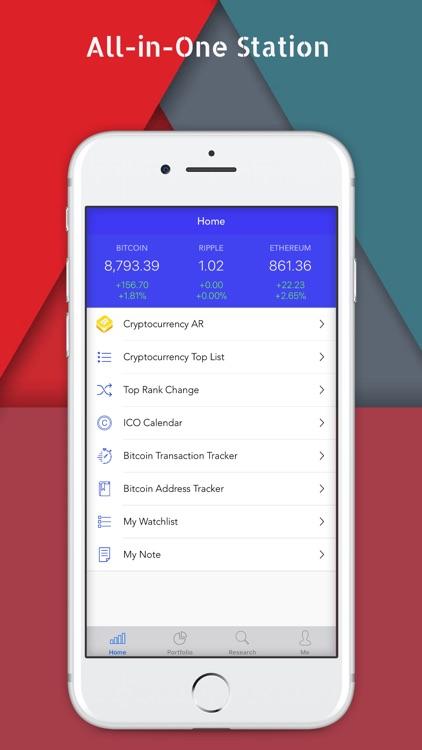 Crypto Top Charts and Ratings screenshot-6
