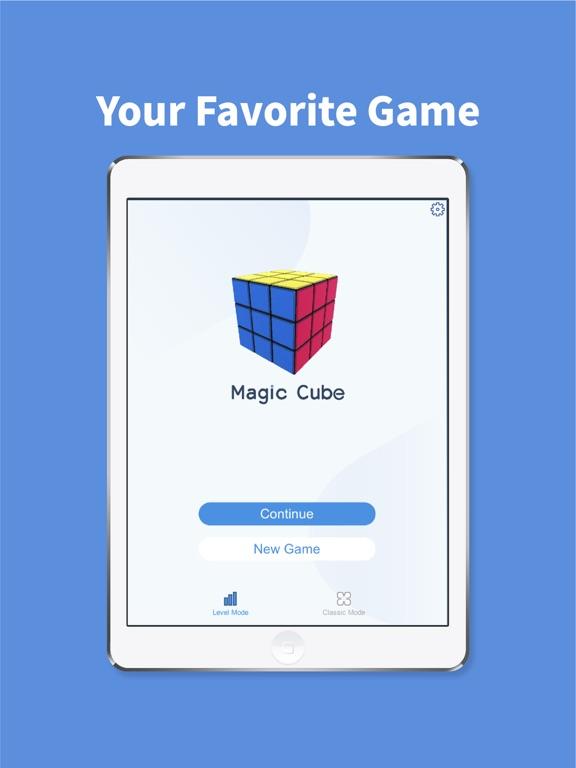 Rubiks Cube-Numpuz Puzzle Game screenshot 1