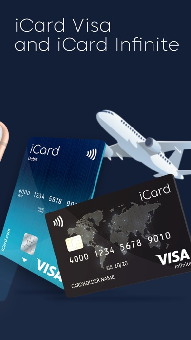 iCard: Send Money to Anyone screenshot four