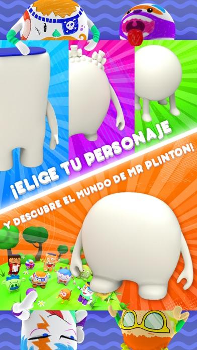 Mr Plinton 3D: Crea y juegaCaptura de pantalla de3