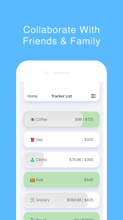 The Prax: Budget Tracker