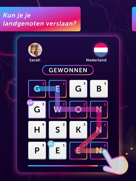 Word Blitz ・ iPad app afbeelding 3