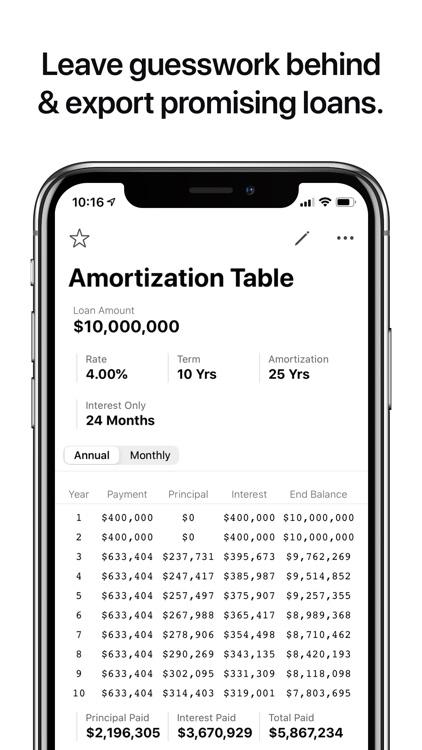 Crunched - Loan Calculator