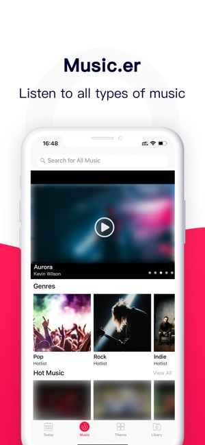Offline Music Cloud Pop Player on the App Store