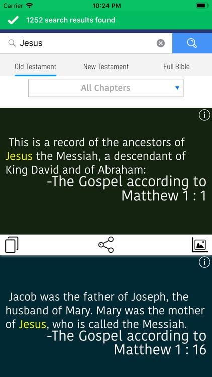 NKJV Bible Holy Bible Revised screenshot-5