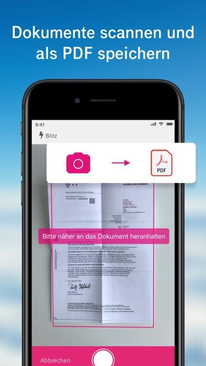 MagentaCLOUD - Cloud Speicher screenshot-5