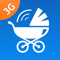 App Icon for Baby Monitor 3G App in Colombia IOS App Store
