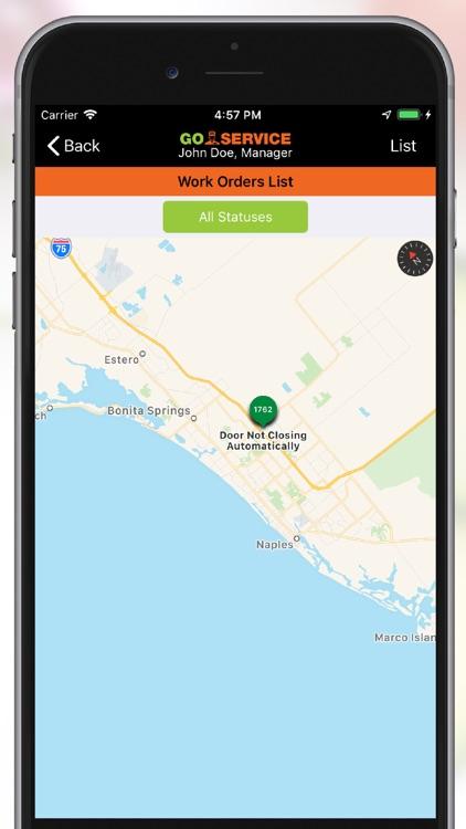 GoService for Techs screenshot-3