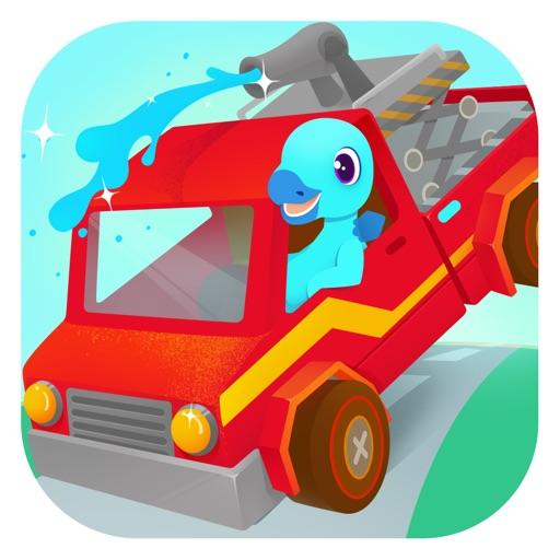 Fire Truck Rescue - Go!