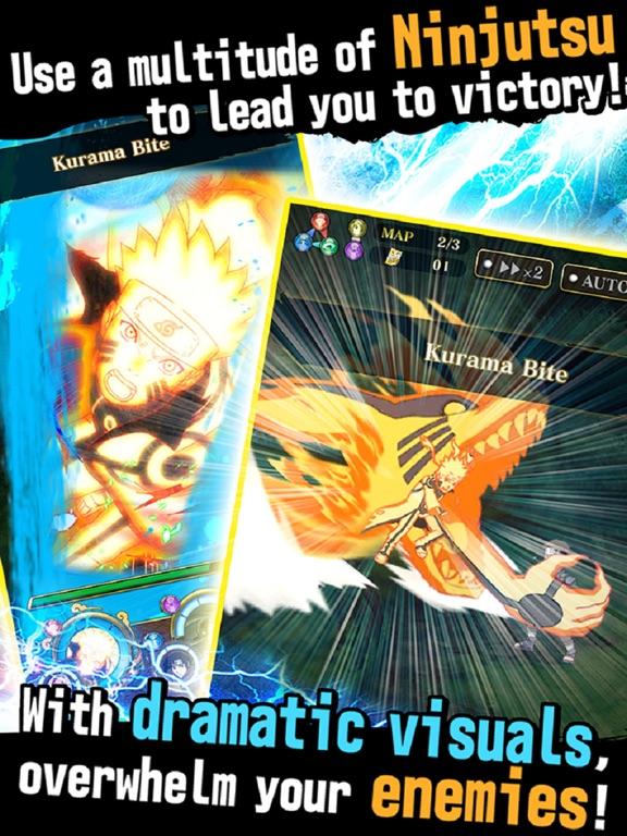 Ultimate Ninja Blazing by BANDAI NAMCO Entertainment Inc