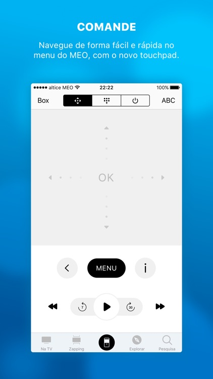 MEO Remote screenshot-2