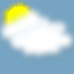 Weather : Clouds are White.
